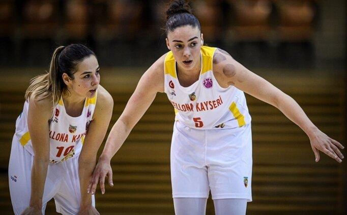 Kayseri Basketbol, KSC Szekszard'a kaybetti