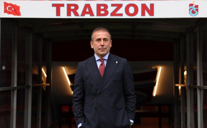 Trabzonspor'da Abdullah Avcı'nın odası yenilendi