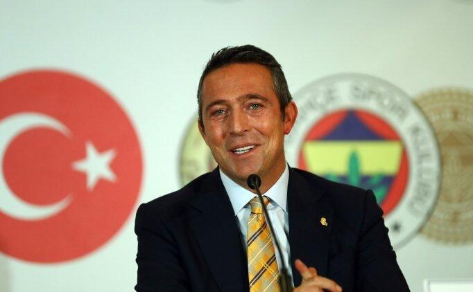Fenerbahçe'de Ali Koç adaylığını açıklayacak