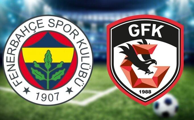 Fenerbahçe Gaziantep FK maçı canlı şifresiz İZLE (bein sports 1 izle)
