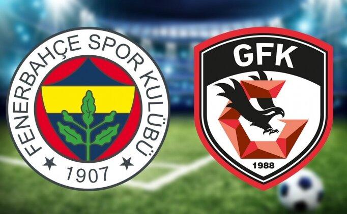 CANLI Fenerbahçe Gaziantep FK maçı izle, FB maçı Canlı izle