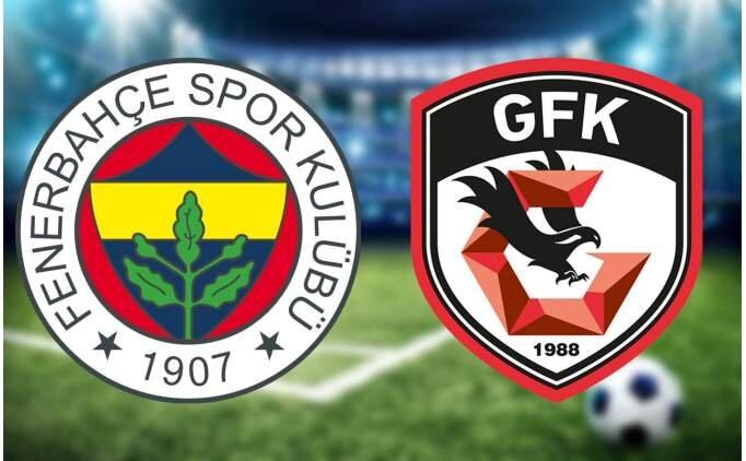 İZLE Fenerbahçe Gaziantep FK maçı, FB Gaziantep CANLI şifresiz