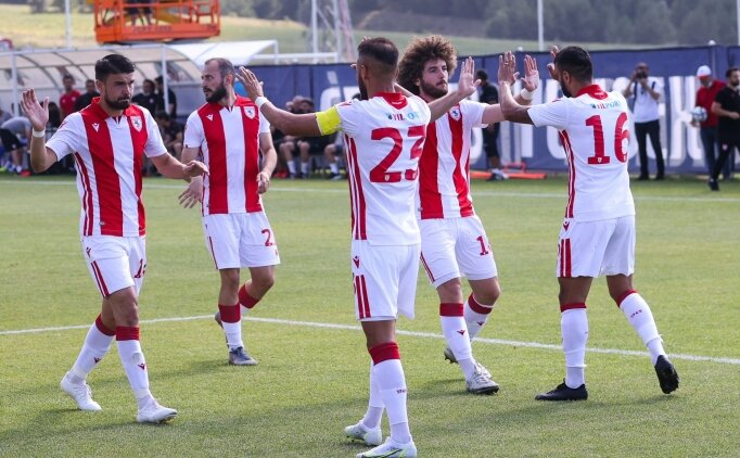 'Samsunspor olarak hedefimiz Süper Lig'