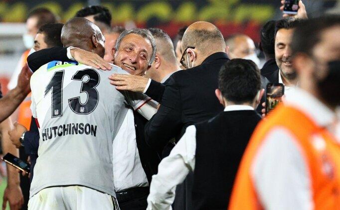 Ahmet Nur Çebi'den Galatasaray ve alkış için açıklama