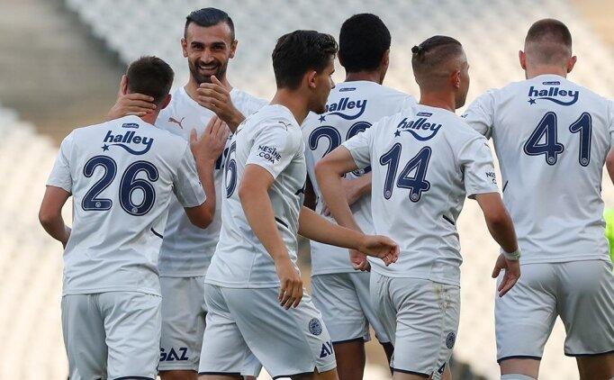 Fenerbahçe, Greuther Fürth'ü 3 golle geçti