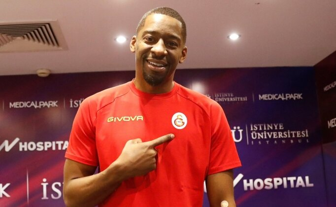 Galatasaray, Jordan Crawford'u transfer etti