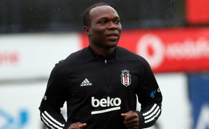 Beşiktaş'a Vincent Aboubakar mutluluğu!
