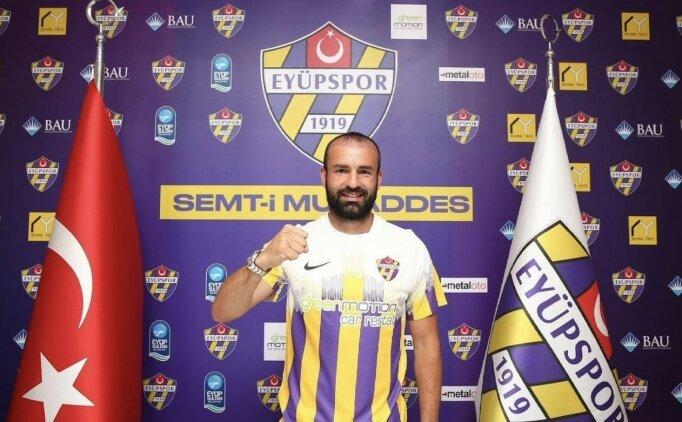 Eyüpspor, sol bek Mehmet Uslu'yu transfer etti