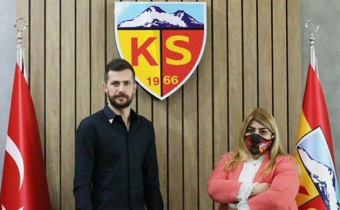 Uğur Demirok, Kayserispor'a transfer oldu