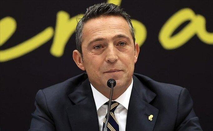 Fenerbahçe Başkanı Ali Koç, kadın voleybol takımıyla sezonu değerlendirdi
