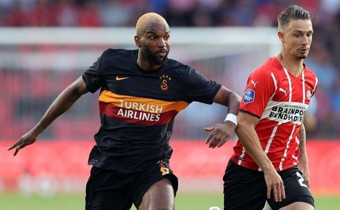 Galatasaray, PSV karşısında KABUS yaşadı!