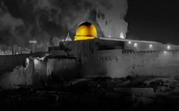 Beşiktaş, İsrail'in Mescid-i Aksa'ya saldırılarını kınadı