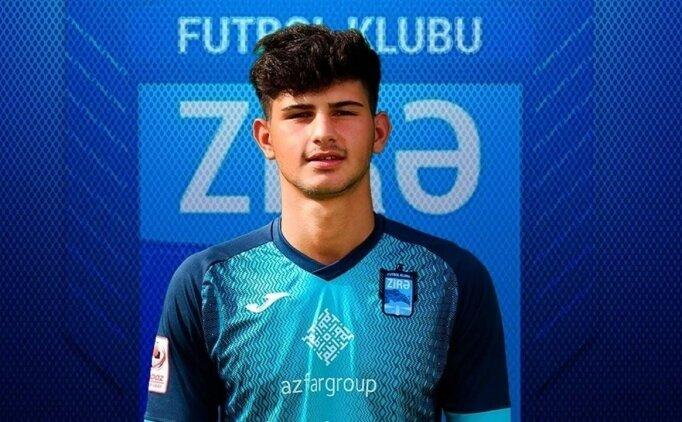 Benfica genç yeteneğini Azerbaycan'da buldu
