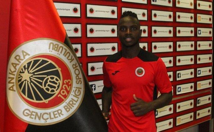 Gençlerbirliği'nde transfer: Sallalich