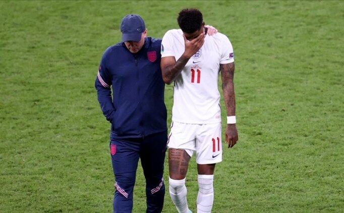 UEFA'dan, İngiliz futbolcular için yapılan ırkçı paylaşımlara kınama