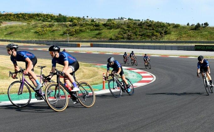 Türkiye'de ilk defa: 24 saat bisiklet yarışı