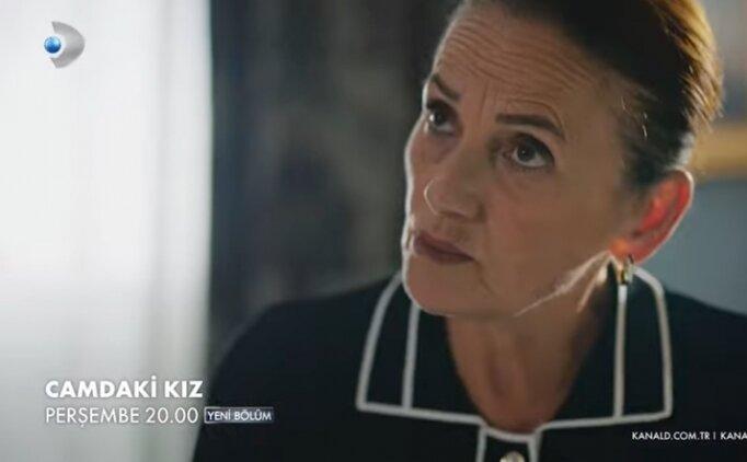 (İZLE) Camdaki Kız 11. bölüm Kanal D tek parça full HD 16 Eylül Perşembe