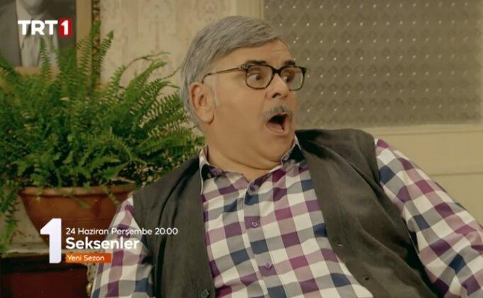 İzle Seksenler 1. bölüm yeni sezon, Seksenler TRT 1 izle (24 Haziran Perşembe)