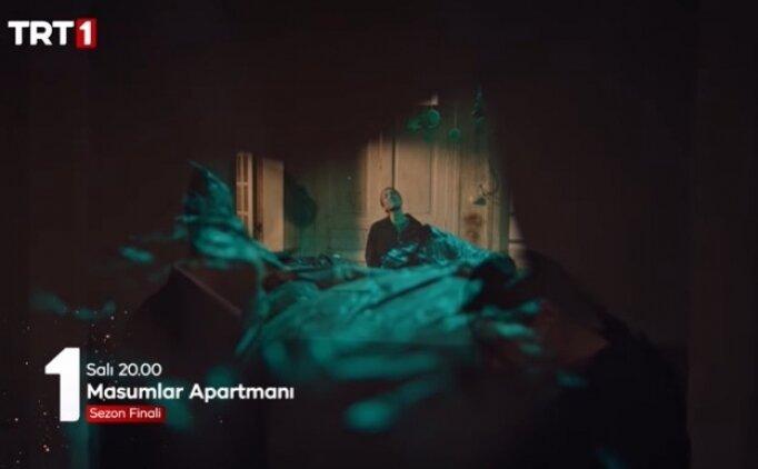 (İZLE) TRT 1 Masumlar Apartmanı HD yayın sezon finali