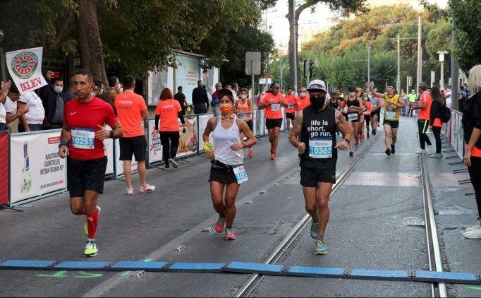 2. Uluslararası İzmir Maratonu'na 67 elit sporcu katılacak