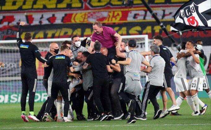 Acun Ilıcalı'dan Sergen Yalçın ve Beşiktaş'a tebrik