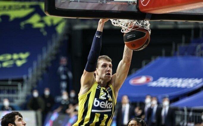 THY EuroLeague'den Jan Vesely'e ceza
