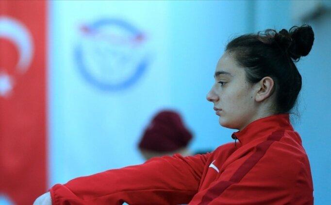 Milli halterci Nuray Levent, oyunları 9. sırada tamamladı