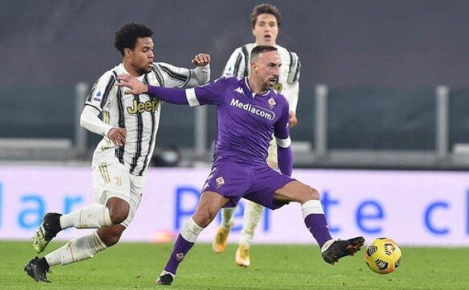 Fatih Karagümrük'ten Franck Ribery için transfer hamlesi!