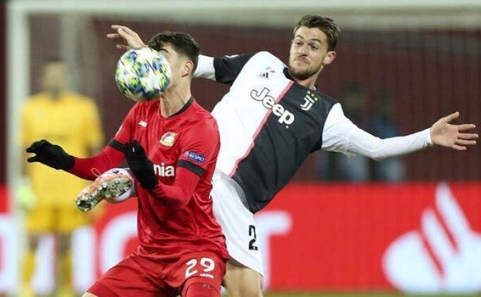 Daniele Rugani'ye Beşiktaş talip oldu
