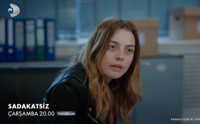 Kanal D Sadakatsiz 28. bölüm full izle 5 Mayıs Çarşamba