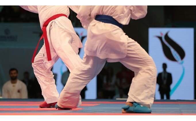 Karate 1 Premier Lig müsabakalarına 650 sporcu katılacak