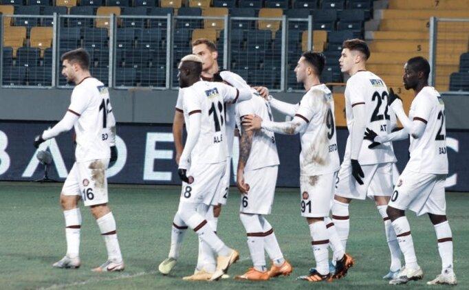 Fatih Karagümrük'te Beşiktaş maçında 5 eksik