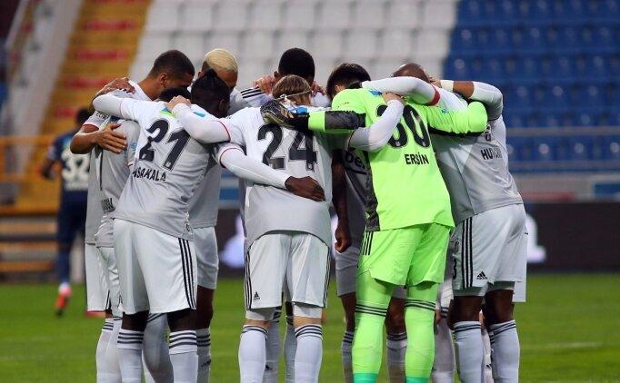 Beşiktaş'ta futbolcuların tepkisi; 'Operasyon'