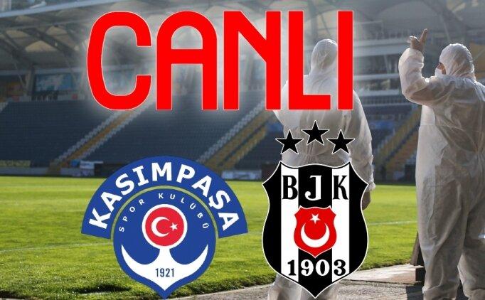 Kasımpaşa Beşiktaş maçı İZLE (bein sports izle linki)