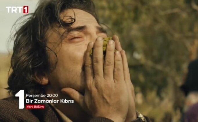 Kıbrıs dizisi TRT 1 yeni bölüm izle, 8 Nisan Bir Zamanlar Kıbrıs Perşembe