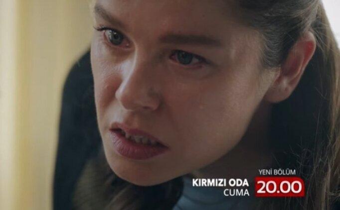 Kırmızı Oda son bölüm yeni TV8 full takip canlı, Cuma Kırmızı Oda 15 Ocak yeni bölüm izle