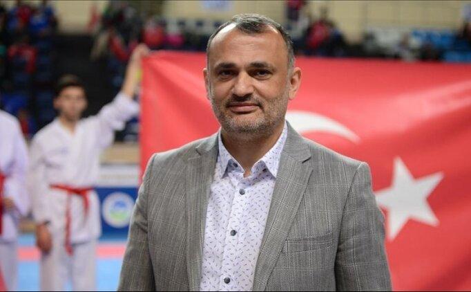 Türkiye Karate Federasyonu Başkanı Esat Delihasan'ın Kovid-19 testi pozitif