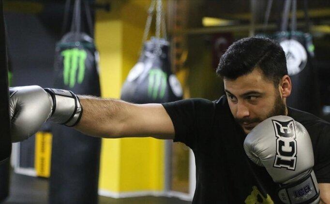 Milli kick boksçu İzzet Arabacı'nın yeni hedefi İslami Dayanışma Oyunları'nda şampiyon olmak