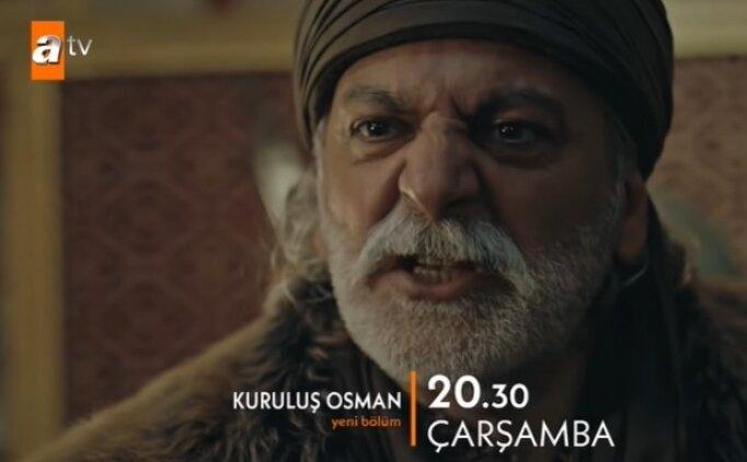 Kuruluş Osman 57. bölüm izle ATV full