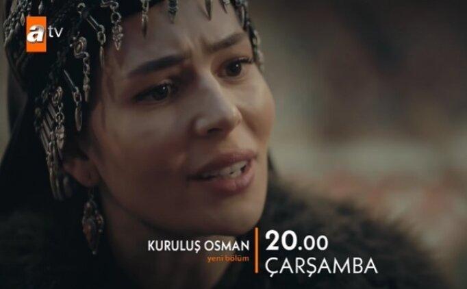 Kuruluş Osman ATV canlı 53. bölüm, Çarşamba Kuruluş Osman yeni bölüm izle (7 Nisan Çarşamba)