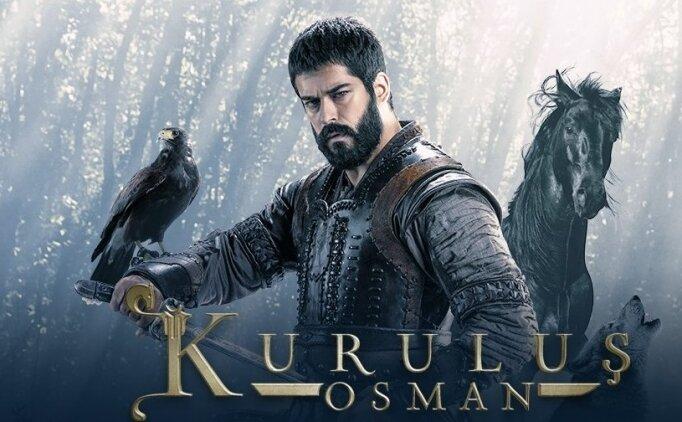 Kuruluş Osman ATV ekranlarında 62. bölüm 9 Haziran