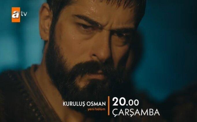Kuruluş Osman yeni bölüm son bölüm 42. bölüm canlı yayın ATV izle