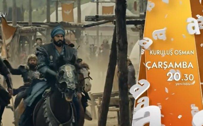 Kuruluş Osman (YENİ İZLE) canlı yayın ATV full izle