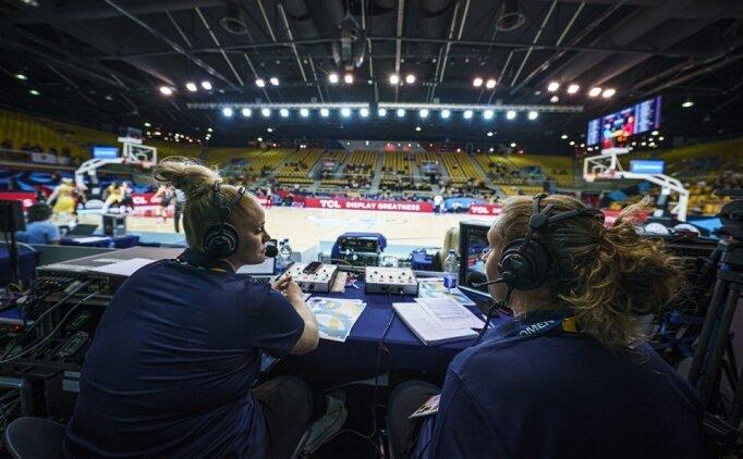 FIBA'dan büyük fırsat: She Calls Game