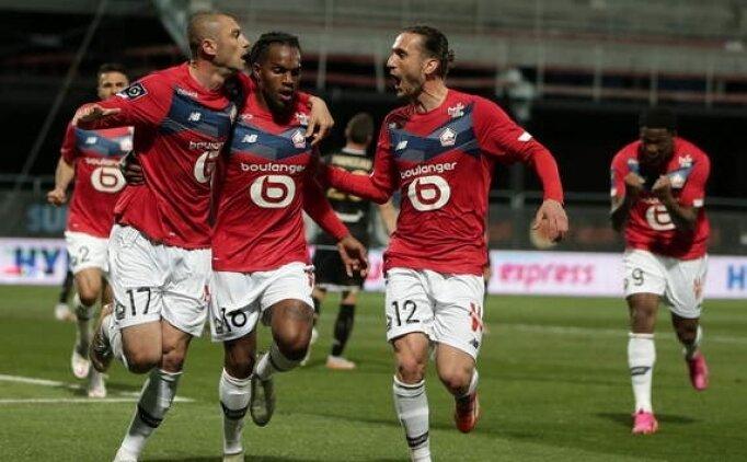 Lens - Lille maçı canlı izle, canlı oyna Tuttur'da
