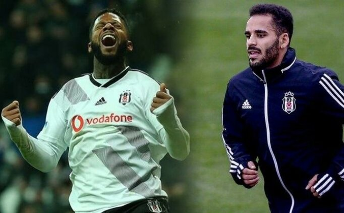 Beşiktaş'ta Lens ve Douglas'a talipler var