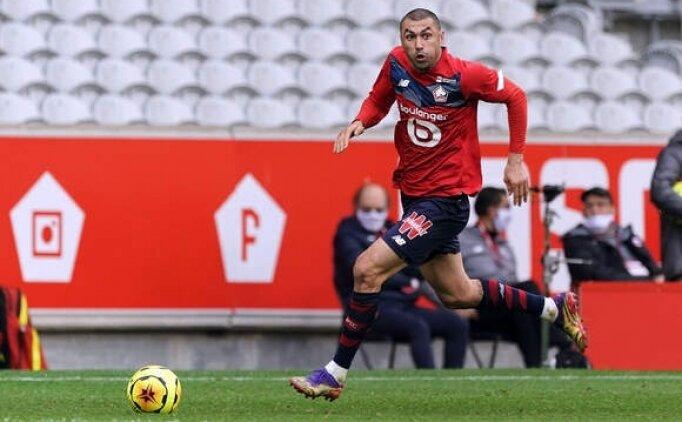 Lille Metz'i Milli oyuncularımızla devirdi