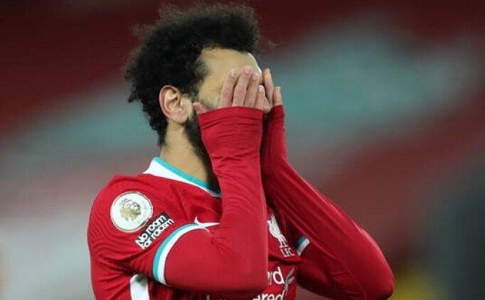 Liverpool 4 yıl sonra evinde Burnley'e yenildi