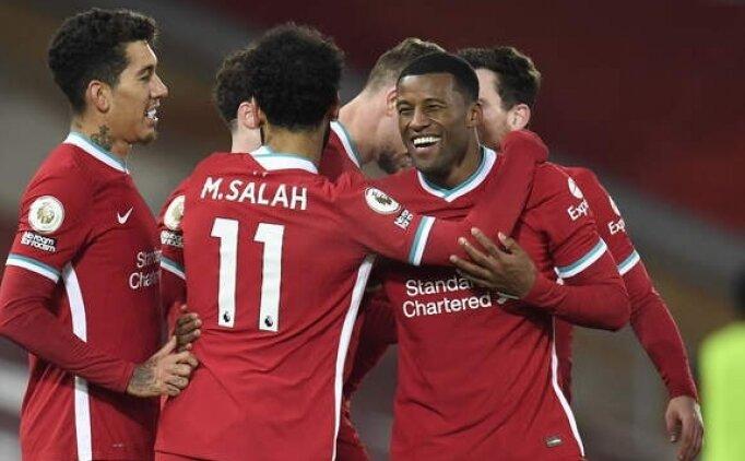 Wijnaldum Liverpool'dan ayrılma nedenini açıkladı