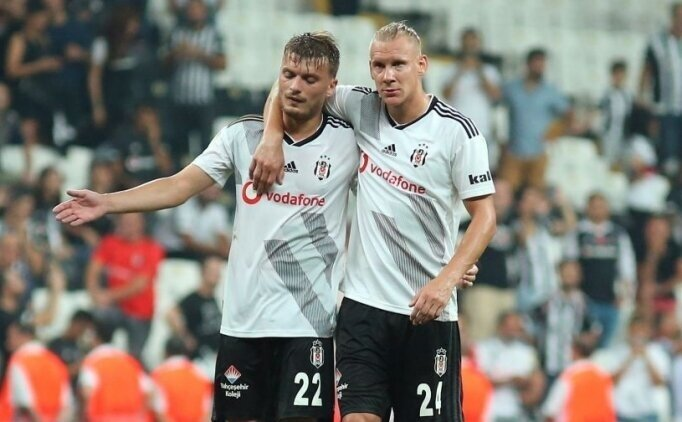 Beşiktaş'ta sıkıntı 'orta'da!